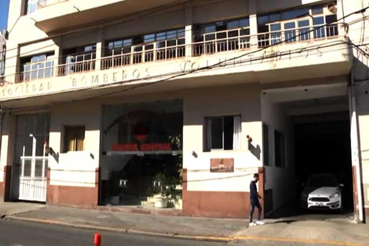 Bomberos de Tigre reportaron un caso de coronavirus entre sus integrantes