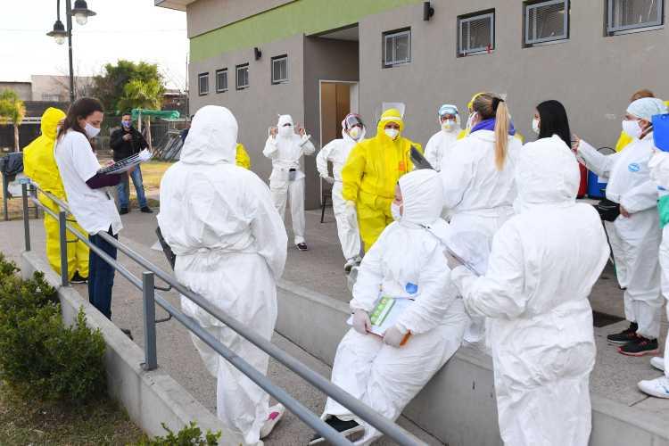 Fallecieron tres vecinos de San Fernando por coronavirus