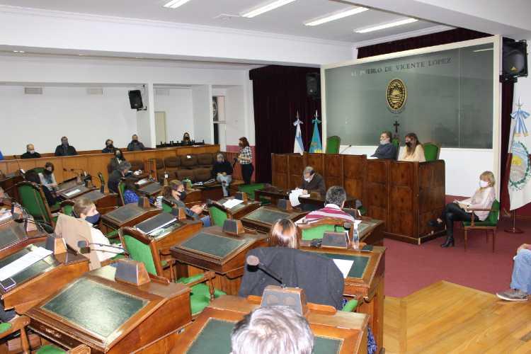 Los concejales de Vicente López aprobaron suba de las tasas para bancos y grandes superficies comerciales