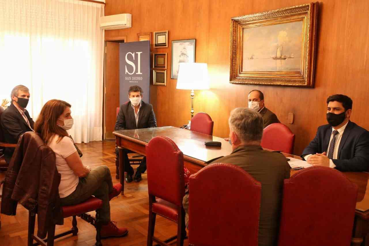 El Ministerio de Seguridad y la intendencia de San Isidro rediseñan el despliegue de Gendarmería en La Cava