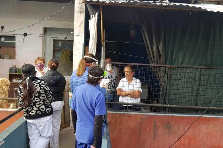 Tigre continúa con operativos activos en los barrios para detectar casos sospechosos de COVID-19Tigre continúa con operativos activos en los barrios para detectar casos sospechosos de COVID-19
