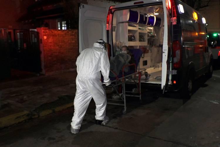 El municipio de San Isidro clausuró un geriátrico por tes caso de coronavirus