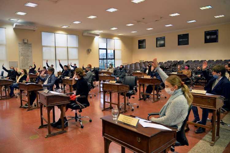 El HCD de Tigre aprobó de forma unánime la rendición de cuentas municipal del ciclo 2019