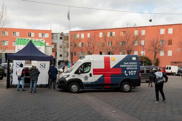 """San Isidro: Dónde estará el operativo """"Detectar SI"""" la semana próxima"""