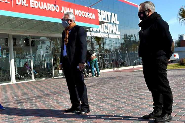Julio Zamora aceptó la renuncia de Fernando Lauría