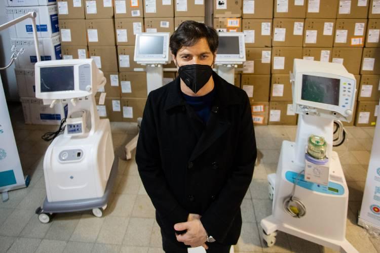 Axel Kicillof, afirmó hoy que la nueva fase de aislamiento por coronavirus que se cumplirá desde mañana en el Area Metropolitana