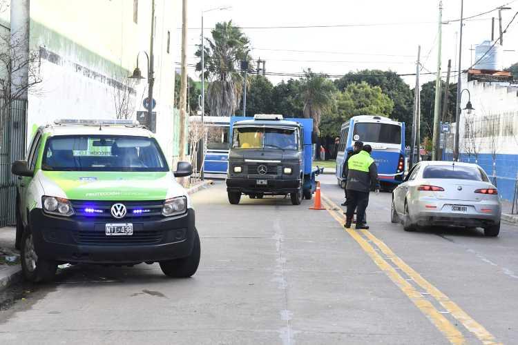 San Fernando reforzó los operativos de seguridad para controlar la nueva fase de la cuarentena