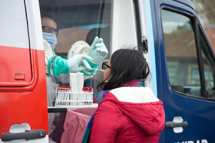 Coronavirus: San Isidro reportó 73 nuevos casos en las últimas 24 horas