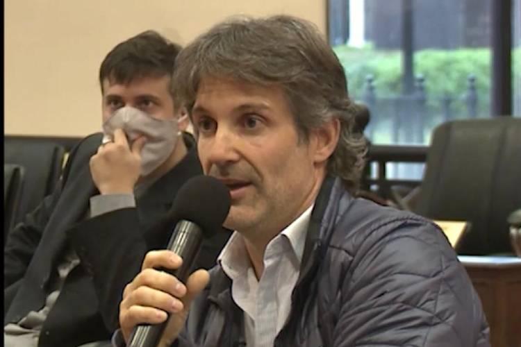 """Cernadas: """"La violencia política no es el camino para resolver este conflicto entre sectores del peronismo de Tigre"""""""