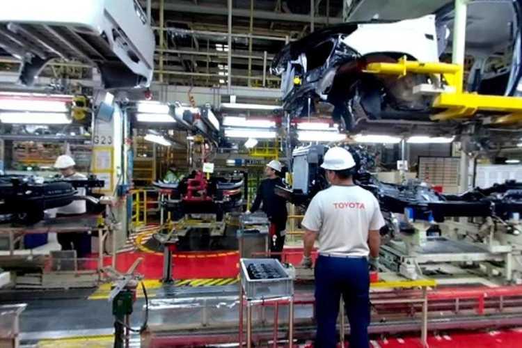Toyota sumará un segundo turno de producción a fines de julio en la planta de Zárate