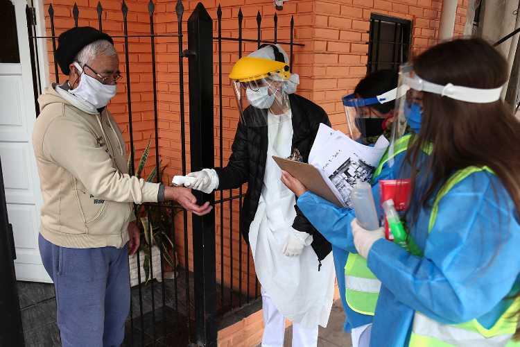 Vicente López reportó nuevos casos de coronavirus en la últimas 24 horas