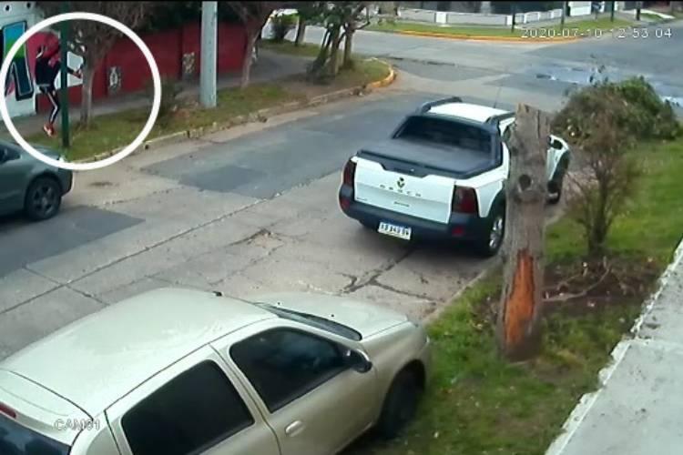 El municipio de San Isidro denunció el robo de luminarias led de la vía pública