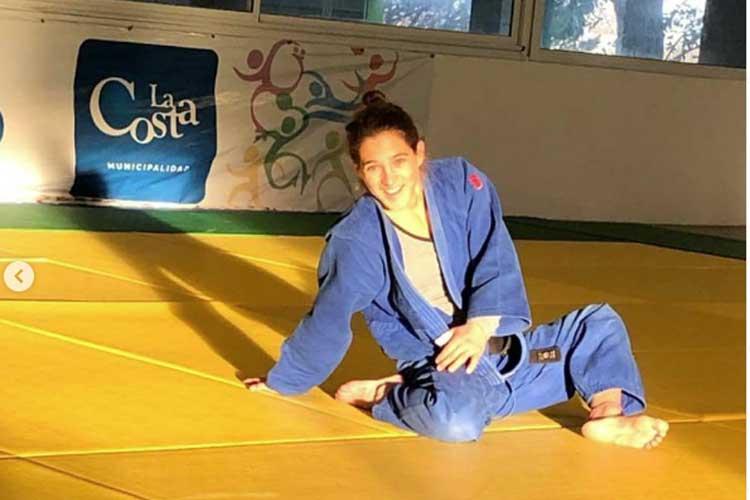 Paula Pareto, doble medallista olímpica, competirá en el Panamericano México este mes