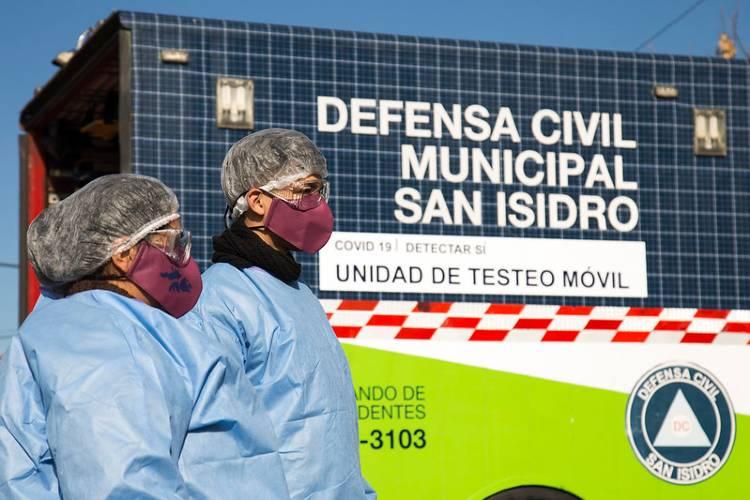 San Isidro es el municipio más valorado por su manejo de la pandemia