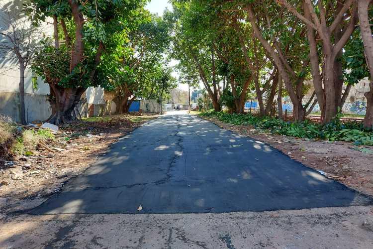 San Isidro: habilitan al tránsito la calle Marín