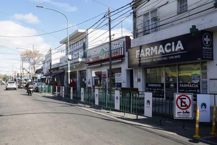 Vicente López promueve la compra en comercios de barrio