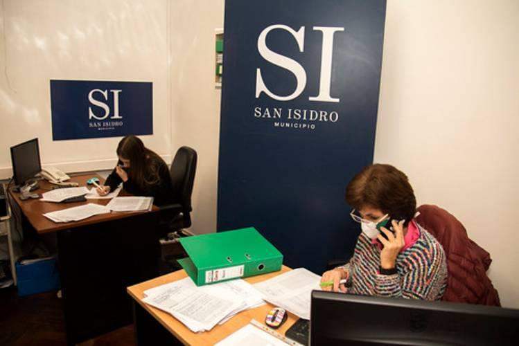 En San Isidro disponen un call center para asistir a pacientes con covid-19 de barrios vulnerables