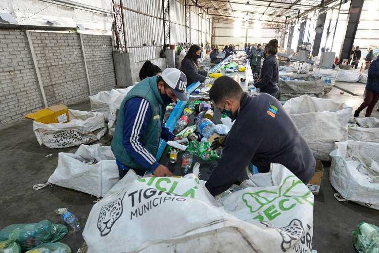 Creando Conciencia presentará su caso de cuidado ambiental e inclusión social en el marco del Día Mundial del Reciclaje