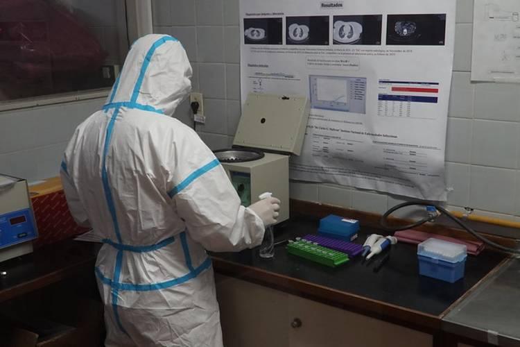San Isidro ya utiliza el test rápido de diagnóstico Neokit Covid-19