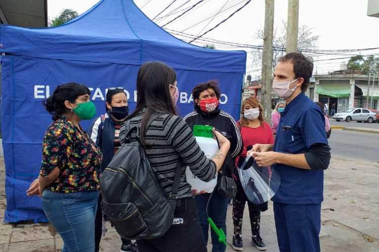 Tigre trabaja en profundizar su asistencia en barrios vulnerables