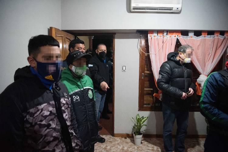 Cayó la banda de la Pitón: fueron detenidos los imputados por el asesinato del policía de Laferrere