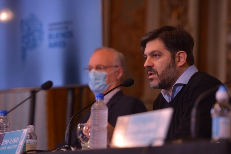 """Bianco consideró que el Gobierno bonaerense """"no puede decretar la pospandemia"""""""