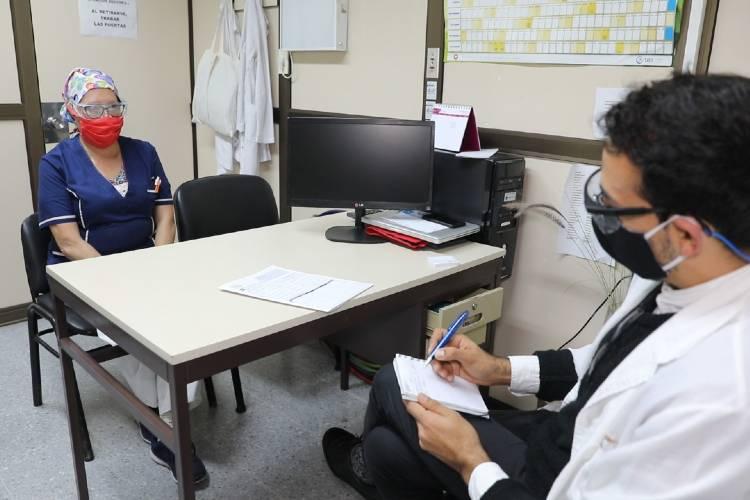 Covid-19: un equipo de profesionales da contención y atención al personal municipal de San Isidro