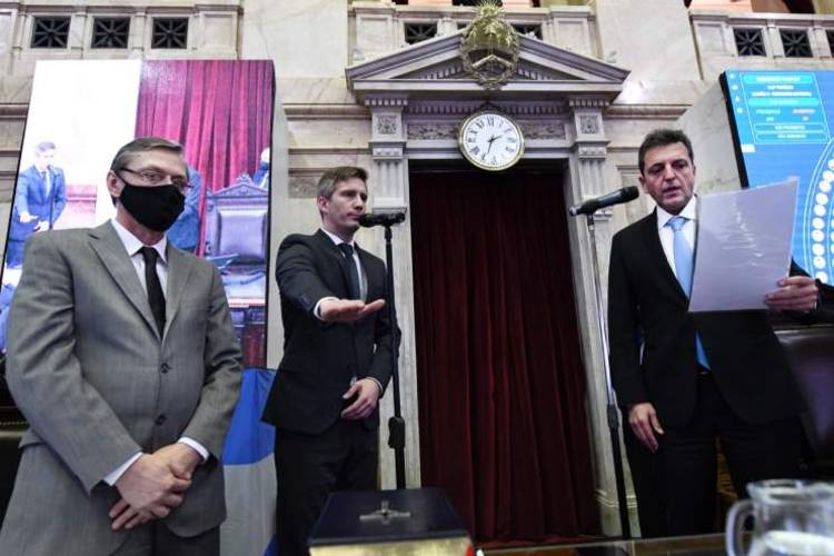 Samyn Ducó asumió n la Cámara de Diputados de la Nación