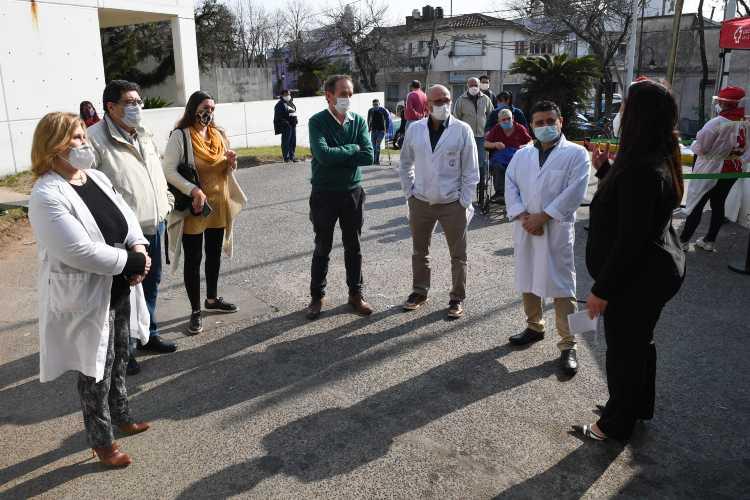 En San Fernando buscan que los pacientes dados de alta de Coronavirus donen su plasma