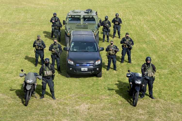 Policía Federal, Conourbano