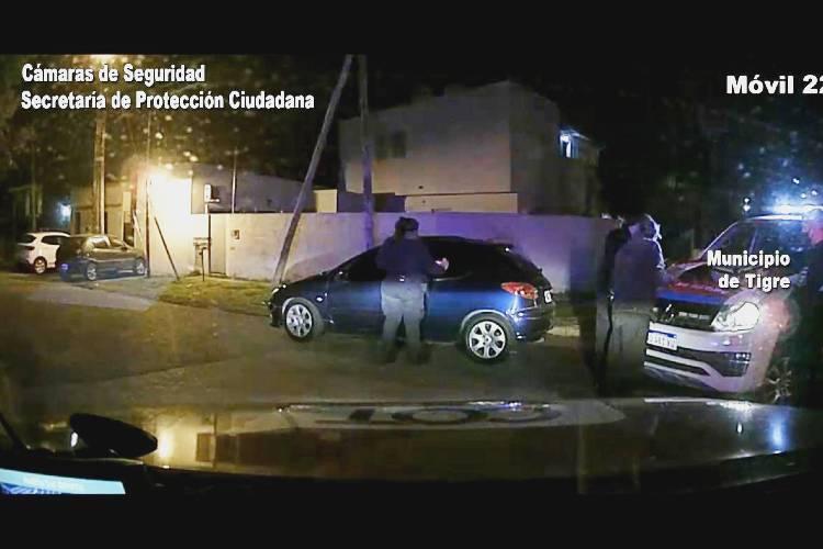 Tigre: Alcoholizado fue detenido por conducir peligrosamente