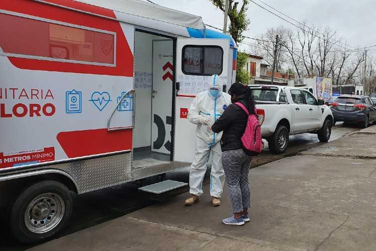 Coronavirus en Tigre: Estado de casos y recuperados al 5 de Agosto