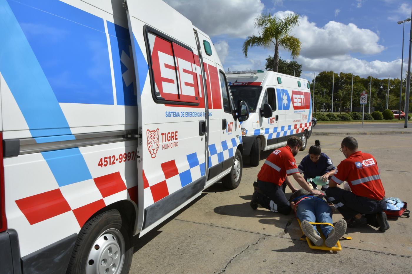 El Sistema de emergencia Tige respondió más de 11 mil llamadas de emergencia durante el mes de julio