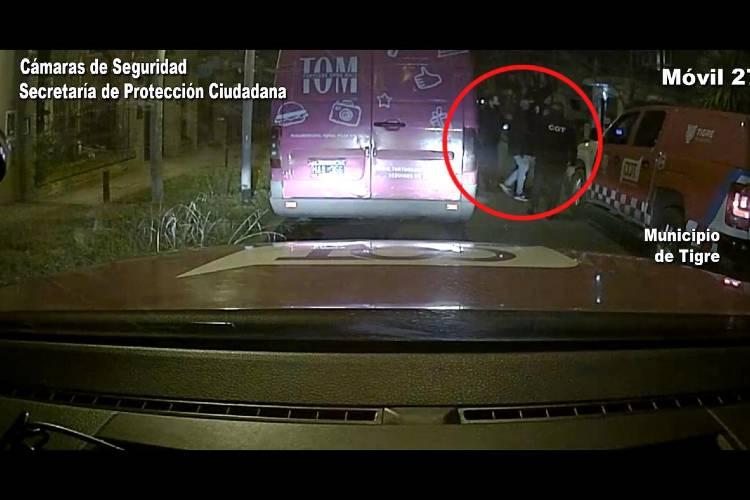Don Torcuato: cayó infraganti cuando intentaba robar una camioneta