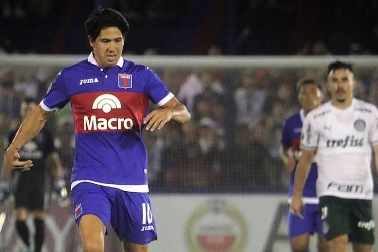 Tigre: Cachete Morales tampoco será tenido en cuenta por el cuerpo técnico
