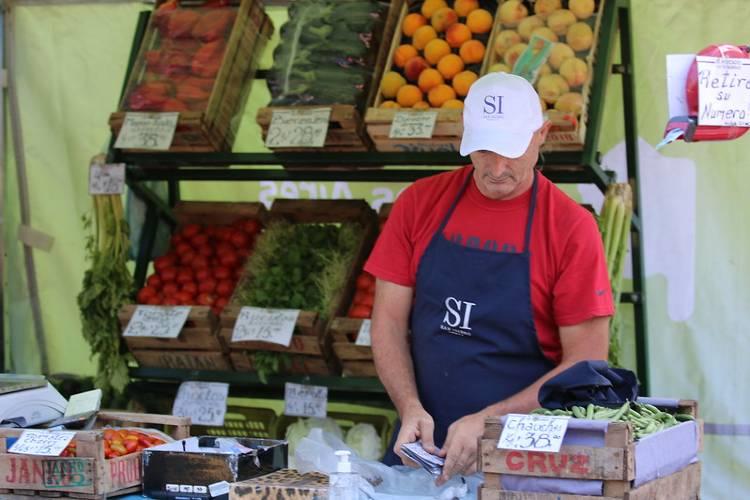 El Mercado en tu Barrio recorre las localidades de San Isidro