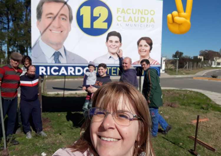 Elecciones Colonia-Carmelo, la lista 20 404 se suma a la 12