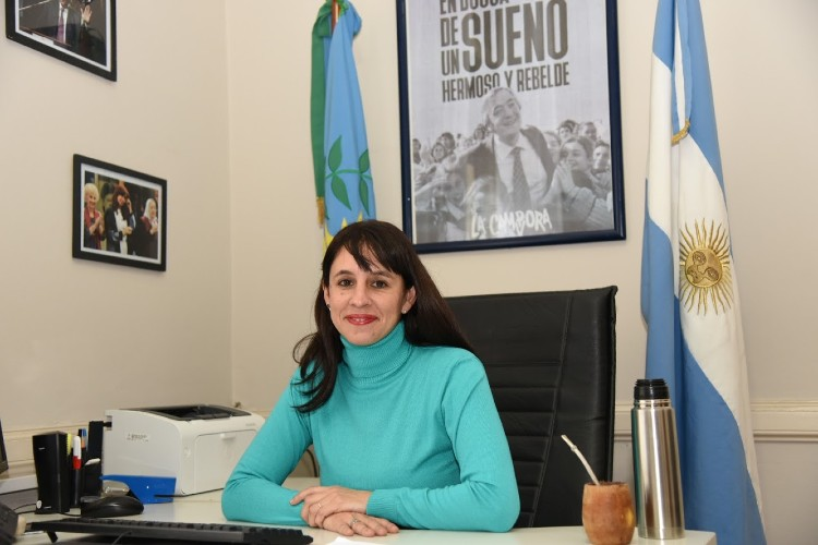Roxana López, Cannabis medicinal