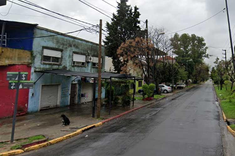Brutal asesinato de una mujer en San Fernando