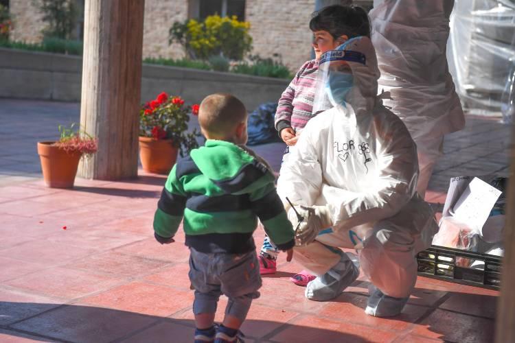 San Fernando también festejó el Día de las Infancias en el Centro de Aislamiento por coronavirus
