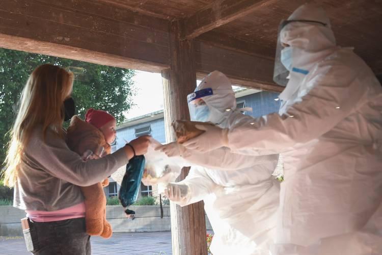 La provincia de Buenos Aires suma 6.078 casos de coronavirus y alcanza los 348.731 contagios