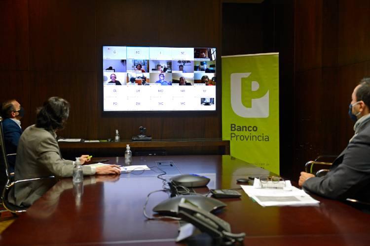 El Banco Provincia realiza dos consejos consultivos para siete municipios del norte bonaerense