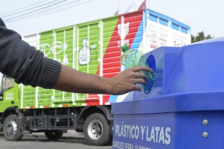 Tigre organiza talleres virtuales del programa Reciclá