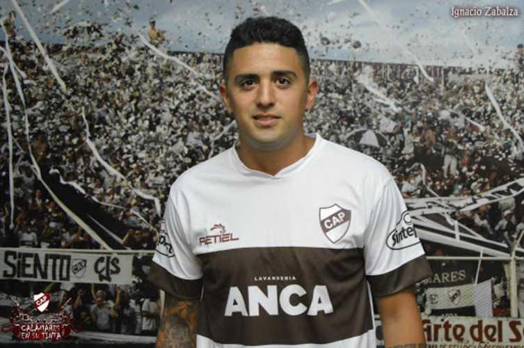 Jonathan Bustos retornará a la Argentina y evalúa la posibilidad de volver a jugar en Platense
