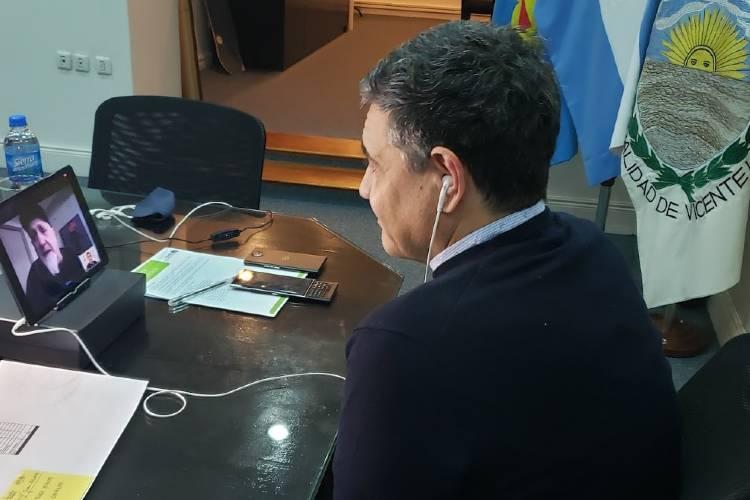 """Jorge Macri: """"lo del conteo de fallecidos por Covid es un baldazo de agua fría"""""""