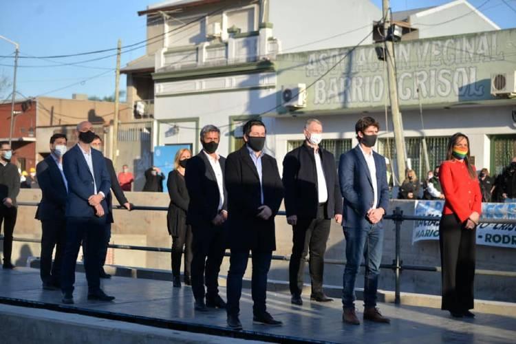 Anunciaron importantes obras ferroviarias para San Fernando, Malvinas Argentinas y Escobar