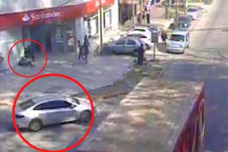 Las Cámaras de Tigre permitieron detener a los ladrones que robaron $500 mil a un abogado