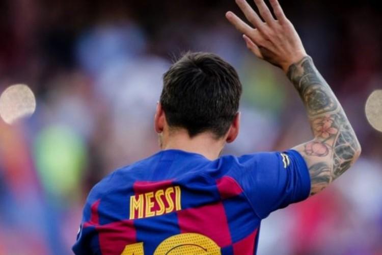 Messi pide su salida del Barcelona y conmociona al fútbol mundial
