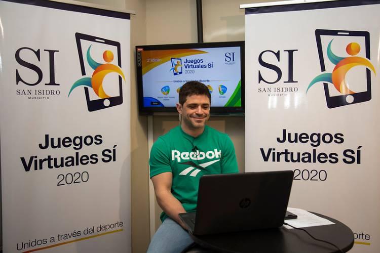 Arrancó la segunda edición de los Juegos Virtuales San Isidro 2020