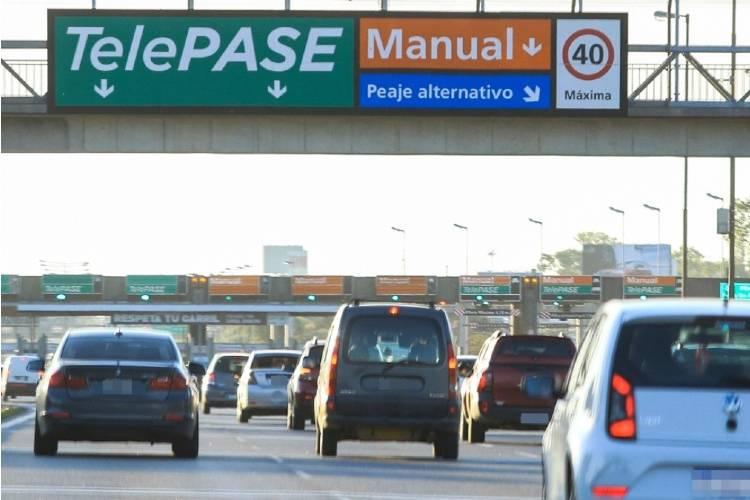 Telepase Obligatorio: Modifican la fecha para el uso en autopistas porteñas